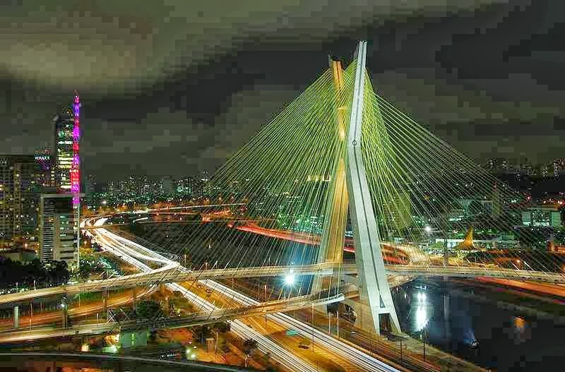 Oliveira Bridge (Brazil)