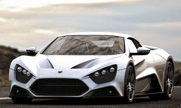 Mobil Termahal Di Dunia zenvo STI