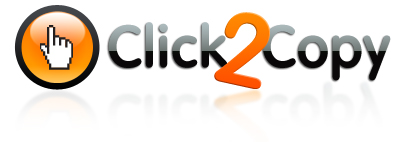 Click2Copy logo