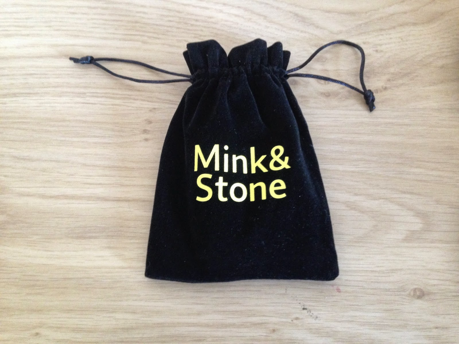 Mink and stone