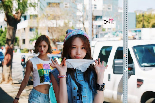 Girl's Day Darling Concept Minah Hyeri