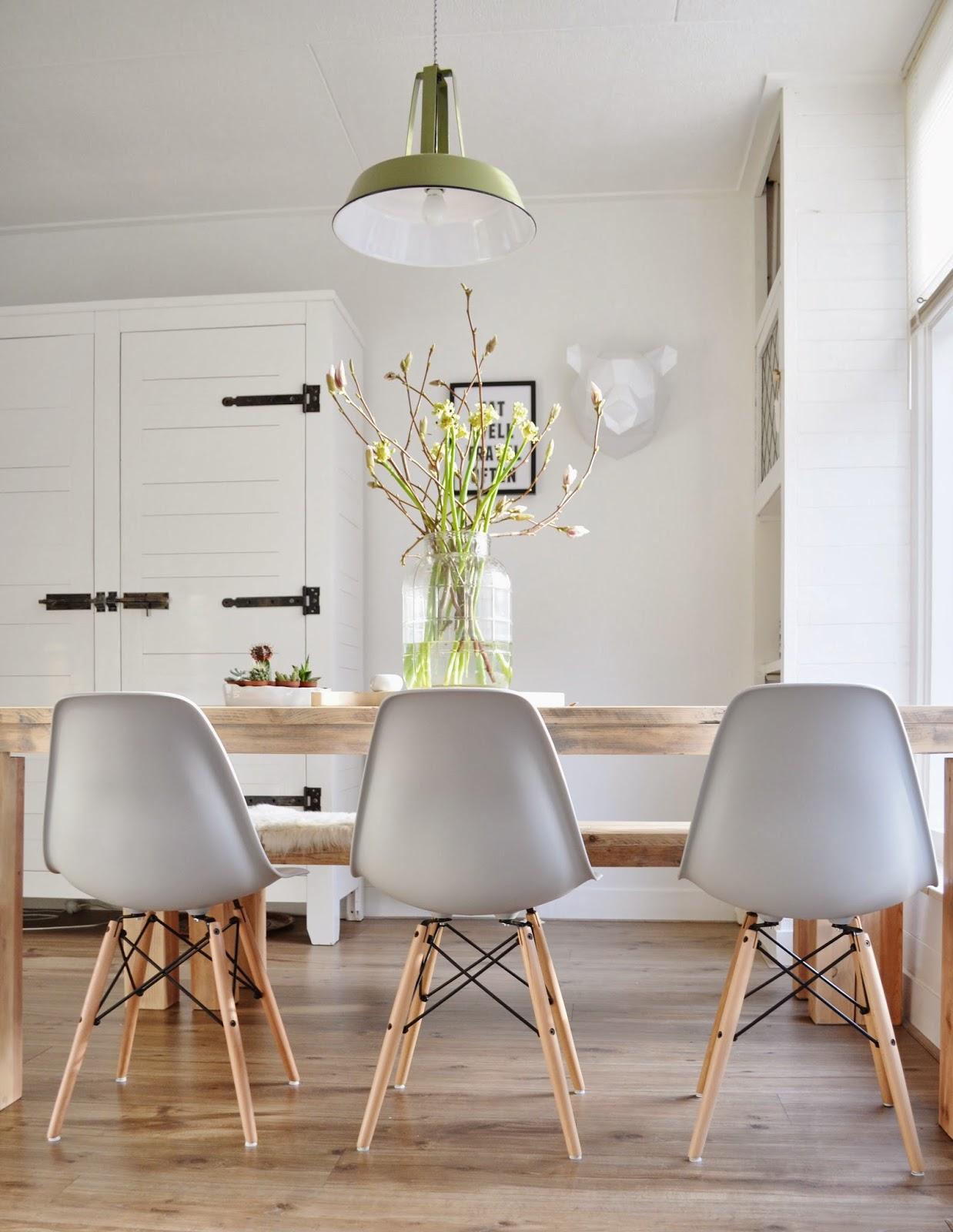 Zitplezier - Moderne eetkamer en woonkamer ...