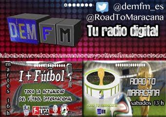 Escucha el mejor Fútbol en DEM FM