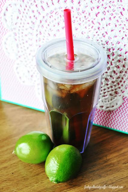 dirty diet coke