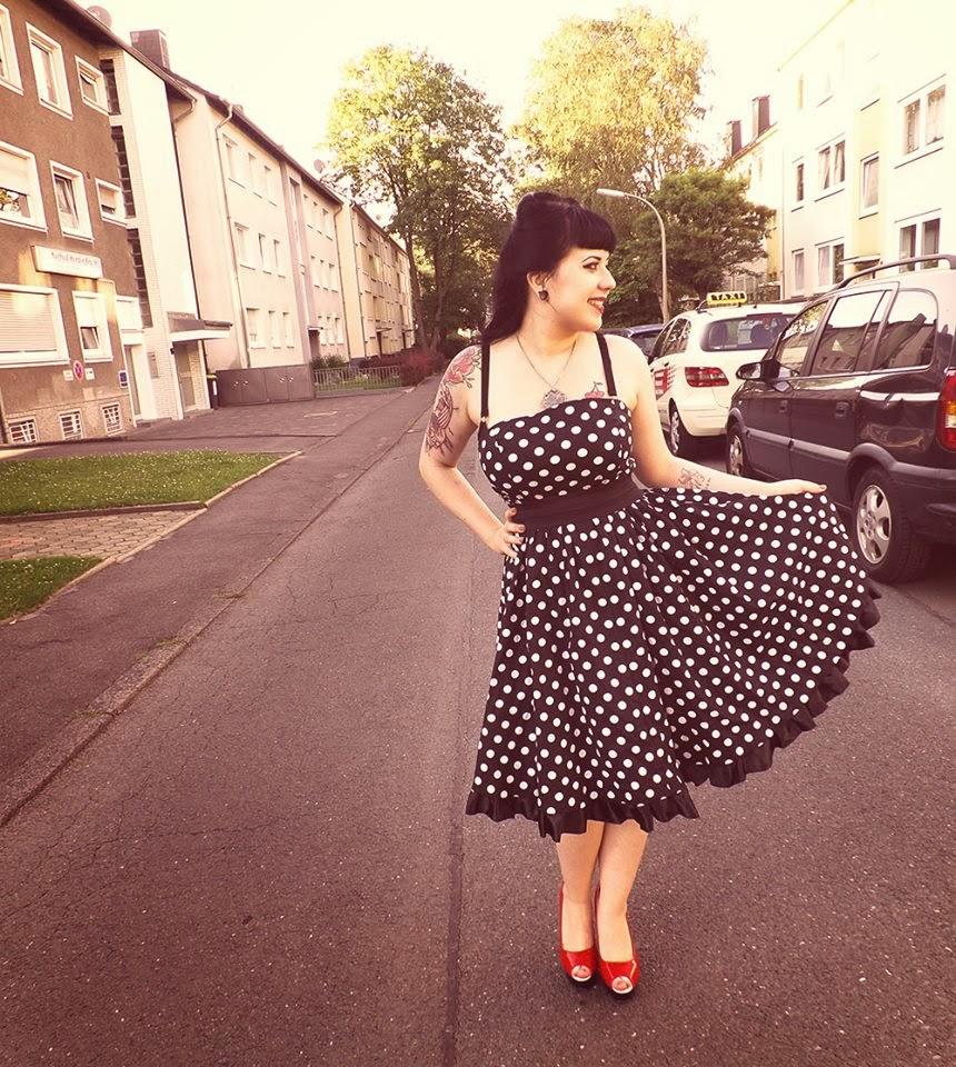 Vintage-Kleidung
