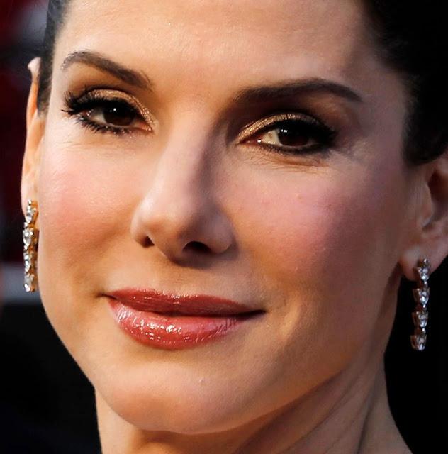 Make Sandra Bullock Oscar 2012