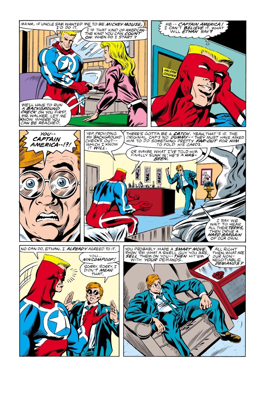 Captain America (1968) Issue #333 #262 - English 11