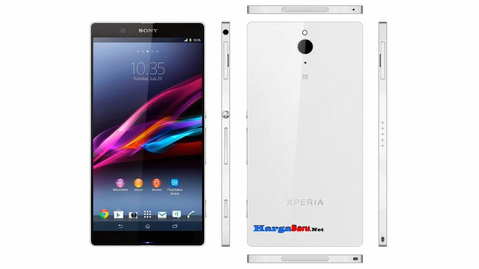 Sony Xperia Z2 Di Banderol Dengan Harga Rp.8,5 juta