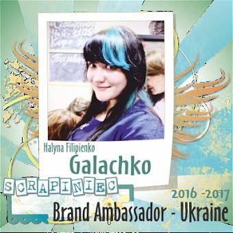 Brand Ambassador Scrapiniec