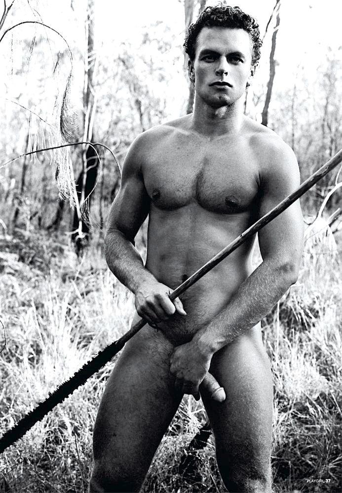 Male Paul Photography Nude Freeman