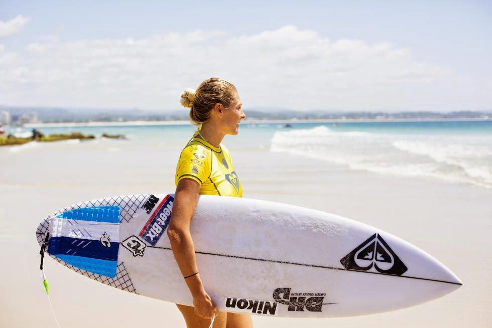 27 Roxy Pro Gold Coast 2015 Stephanie Gilmore Foto WSL Kelly Cestari
