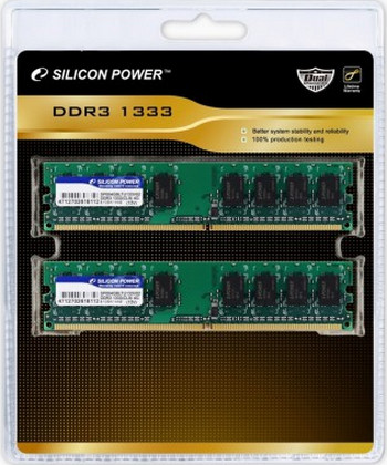 Silicon Power 1333 MHz 8 Gb