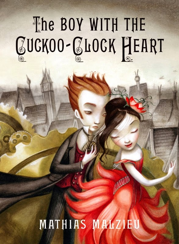 The Boy with the Cuckoo-Clock Heart (2013) DVDRip 375MB