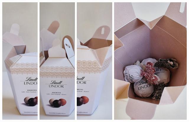 Packaging design inspiration #11 - LINDOR Lindt by Elena Monteleone