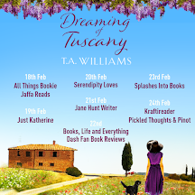 Dreaming of Tuscany Blog Tour