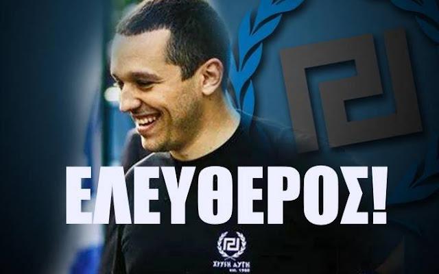 Ηλίας Κασιδιάρης: Υπερήφανοι που κάναμε φυλακή επειδή αντιστεκόμαστε!