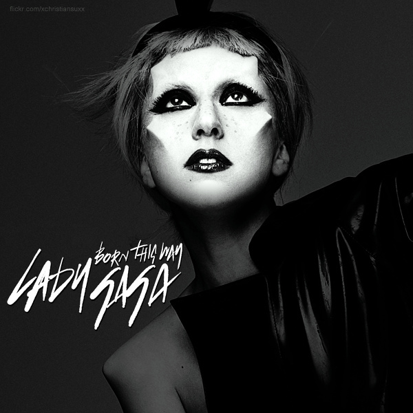 lady gaga born this way booklet art. Lady GaGa - Born This Way Pt.