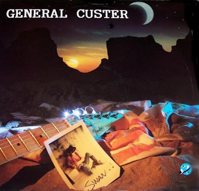 SWAN \'General Custer\' (12\'\' Maxi) 1986 italo disco 80\'s eurobeat hit