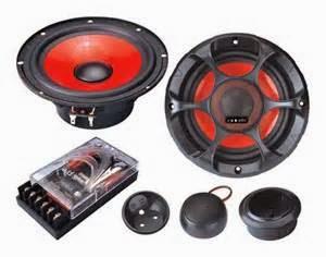 Komponen Speaker Mobil