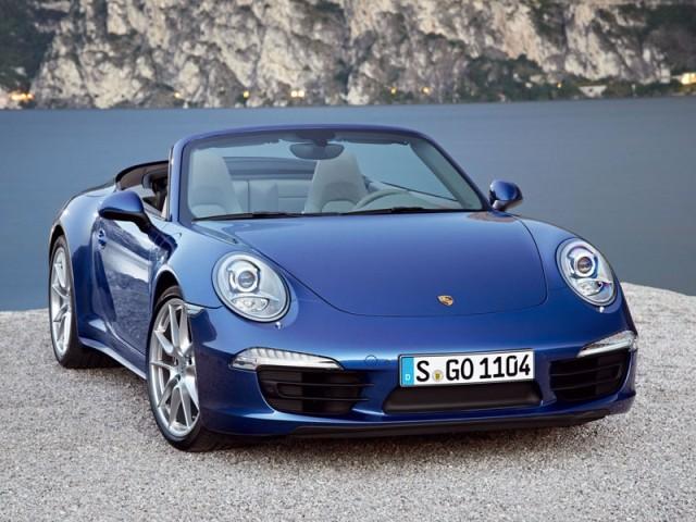 Porsche 911 Carrera 4 2013