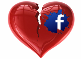 facebook broken heart ¿Para qué servimos, los Community Manager?