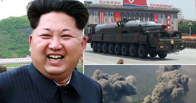 China avalia impacto do teste nuclear da Coréia do Norte