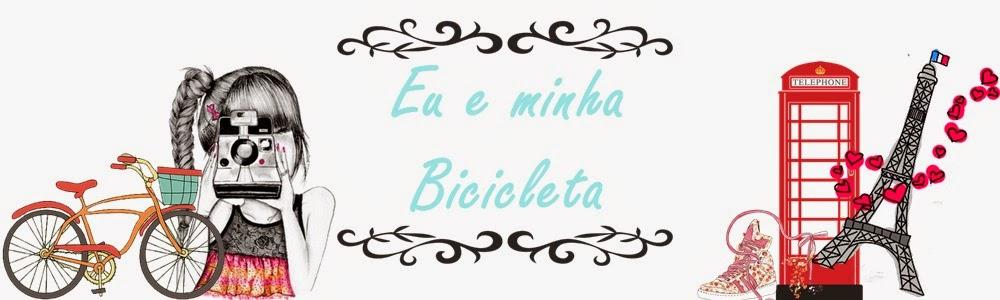 Eu e minha Bicicleta