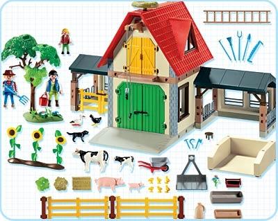 Трактор -ферма kiddieland: 450 грн. - Игрушки Кременчуг на Olx