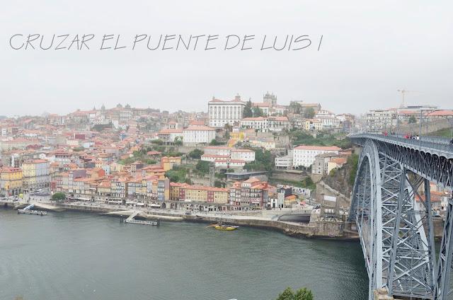 porto-qué-ver-oporto-escapada-viaje-blogger-blog-puente-Luis-I