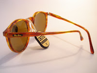 Eyeglass Frame Zalora : theothersideofthepillow: vintage RAY BAN by BAUSCH AND ...
