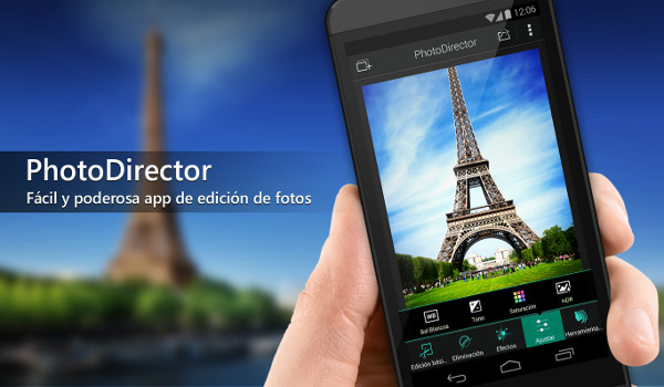 Apps para Android - PhotoDirector