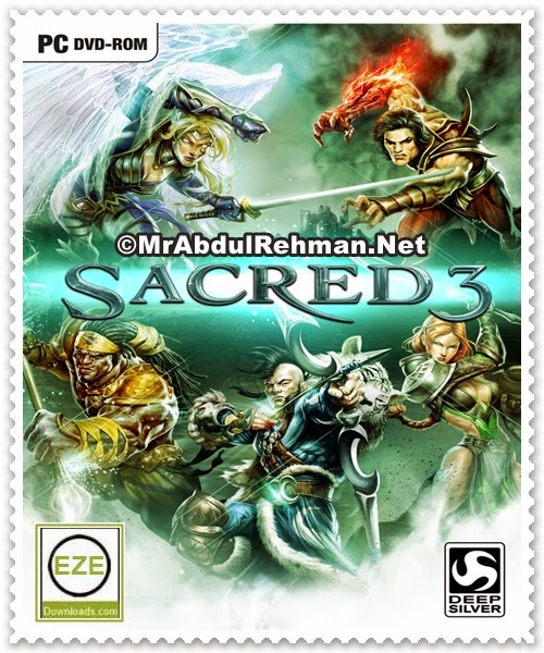 Sacred 3 PC Game Free Download Full Version