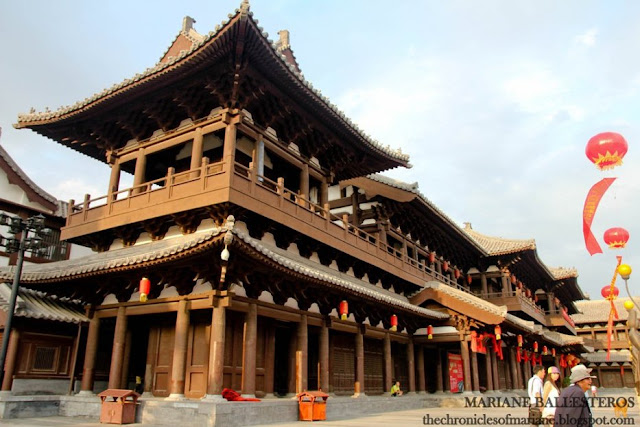 china datong building
