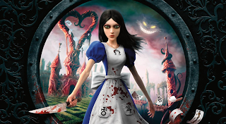 alice the madness returns video gameplay