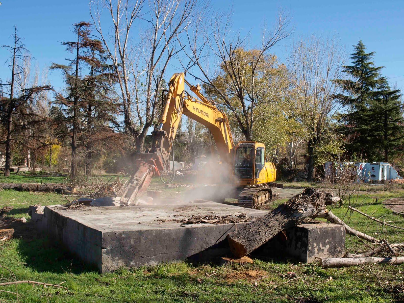 Se inician las obras de construcci n de la nueva piscina for Piscina solagua leganes