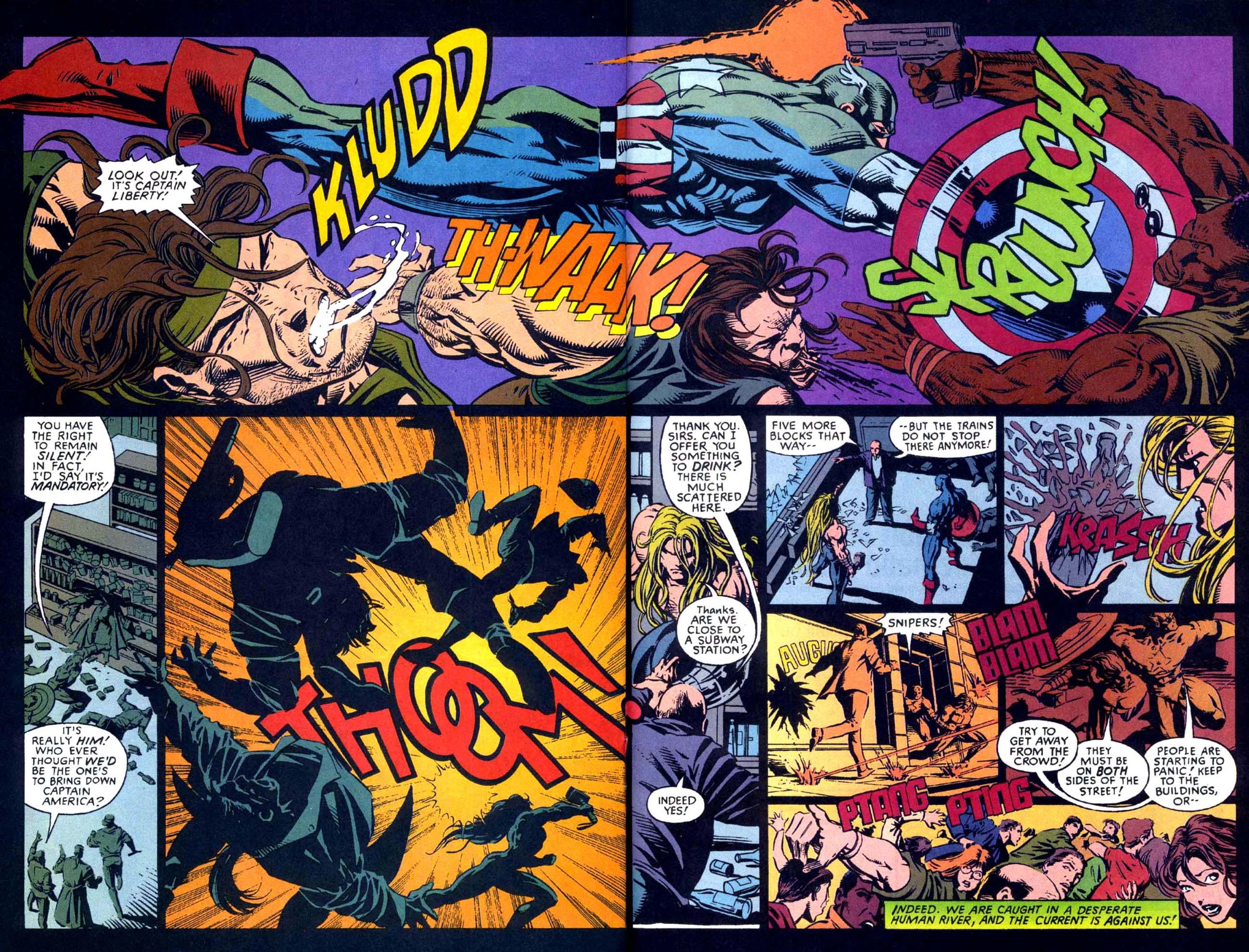 Captain America (1968) Issue #449b #404 - English 14