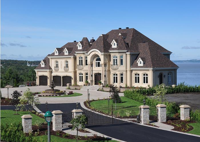 Great canadian mansions page 4 skyscraperpage forum for Nice houses in canada