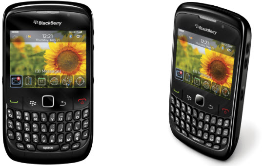 Most Popular Gadget Reviews: BlackBerry Gemini 8520