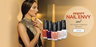 Department: Beauty | OPI Venice Nail Lacquer Collection