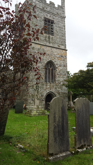 Colan Church Cornwall