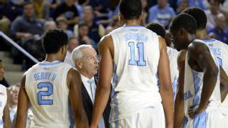 NCAAB: Wofford vs. North Carolina on Wednesday