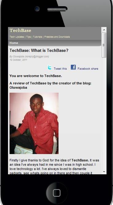 Mobstac mobile-TechBase