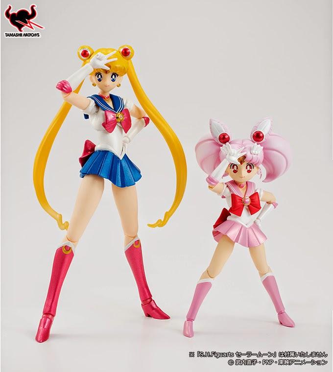 S.H. Figuarts Sailor Chibi Moon official image 03