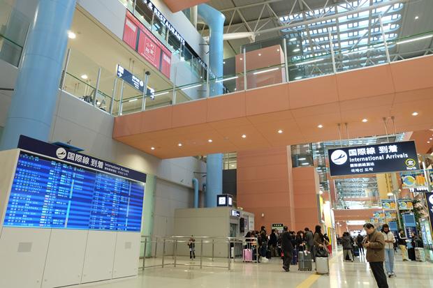สนามบินญี่ปุ่นคันไซ