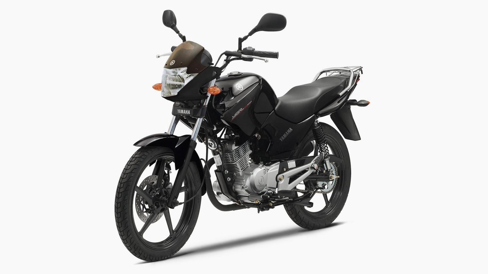 Yamaha Sport Roadster YBR 125 cc latets Bikes
