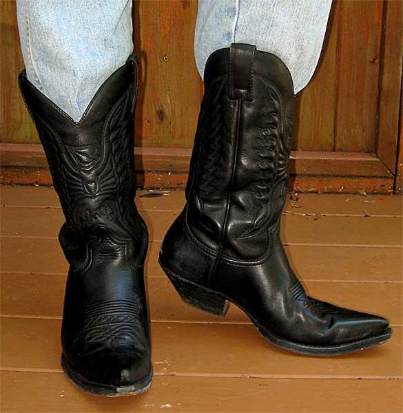 BHD&39s Musings: Sendra Boots Dismay