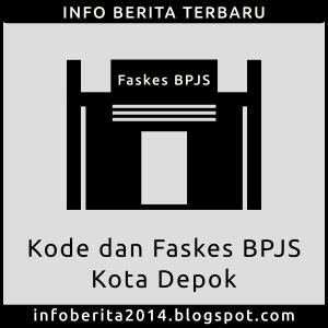 Kode dan Faskes BPJS Kesehatan Depok