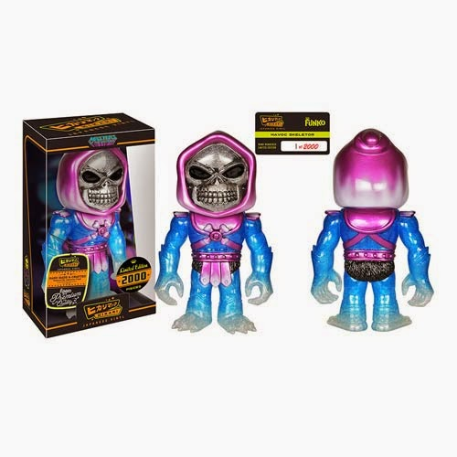 """Havoc"" Skeletor Masters of the Universe Hikari Sofubi Vinyl Figure by Funko"