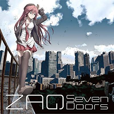Download ZAQ-Seven Doors, Download Seven Doors by ZAQ, Download Ost Opening Trinity Seven, Download ZAQ-Seven Doors Ost Opening Trinity Seven