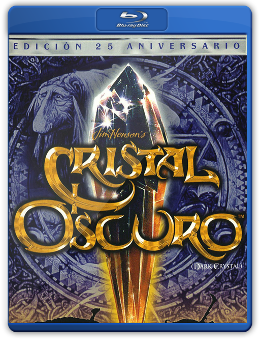 Cristal Oscuro Bluray